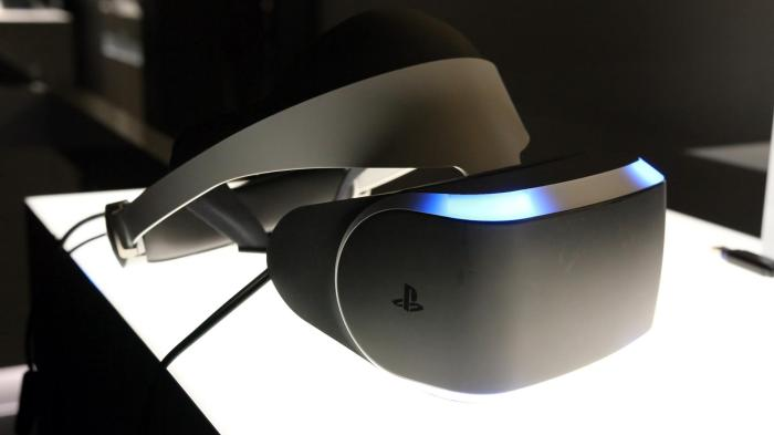 Project, Morpheus, VR, Virtual, Reality, Sony