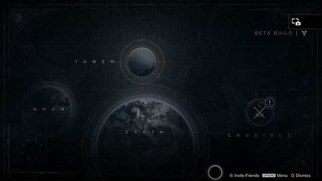 The navigation works similarly to Mass Effect's Star Map.