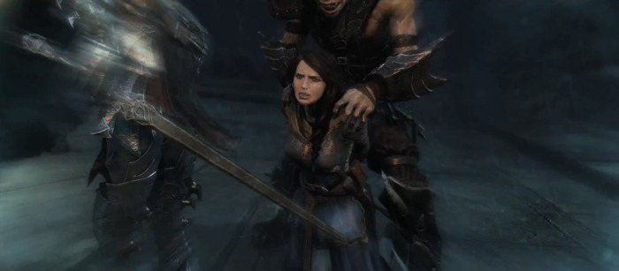 Ioreth, wife, talion, wbplay, shadow of mordor, review