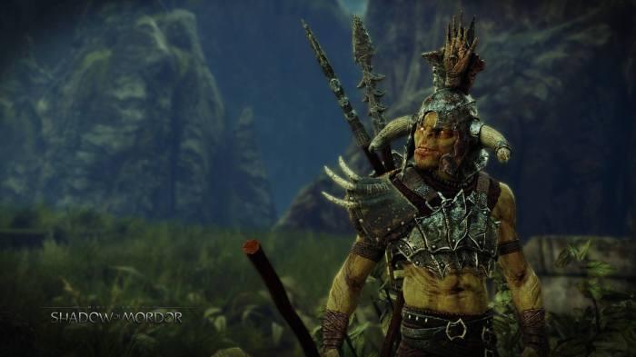 Uruk captain warchief ranged evil SoM