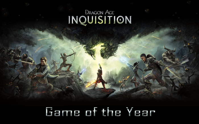 2014 game of the year, game, year, 2014, dragon, age, inquisition, review, top 10