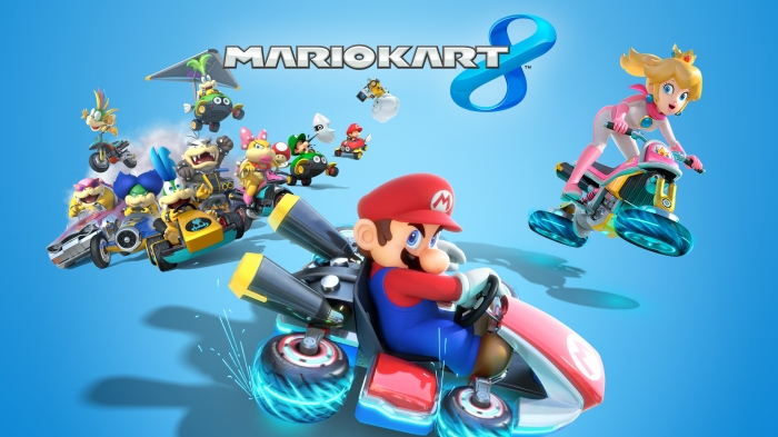 mario cart 9, racer, pictures, game of year