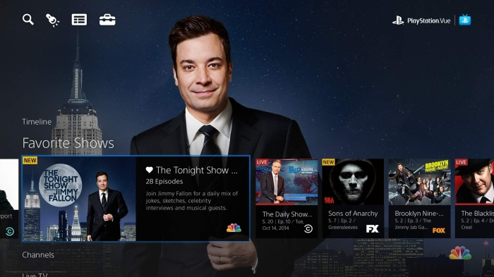 playstation, vue, announced, pricing, features, kill, cable