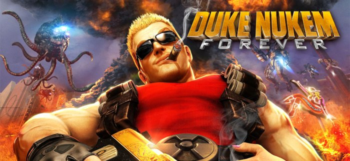 duke nukem forever was doomed